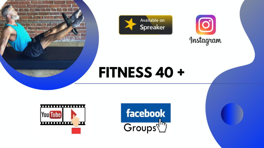 fitness 40 più