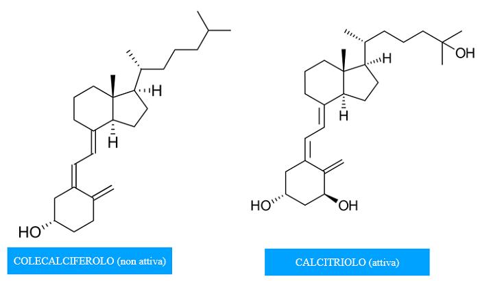 colecalciferolo-calcitriolo