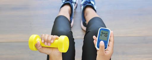 diabete esercizio fisico