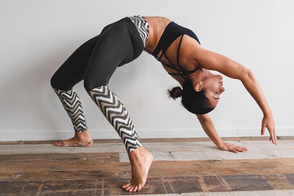 yoga fitness40+